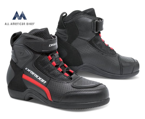 Breeze Boots 41 / Black/red