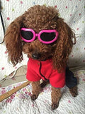 Enjoying Dog Goggles - Small Sunglasses Waterproof Windproof Uv Protection For Doggy Puppy Cat All