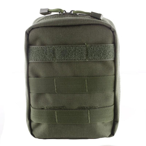 High-Quality Tactical Medical Pouch Army Green Pet & Outdoor Accessories