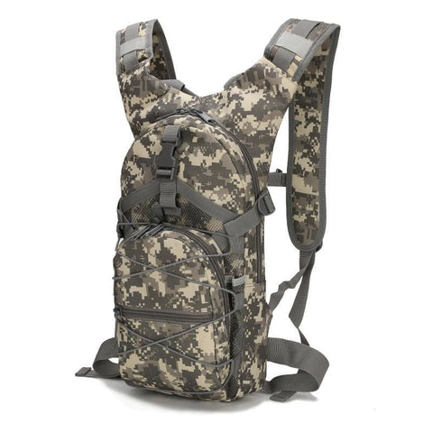 Military Tactical Camouflage Backpack Acu Pet & Outdoor Accessories