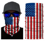 Motorcycle Face Shield Scarves Sun Mask His & Hers Helmets