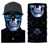 Motorcycle Face Shield Scarves Sun Mask Hr040745 His & Hers Helmets