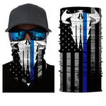 Motorcycle Face Shield Scarves Sun Mask Rp040003 His & Hers Helmets