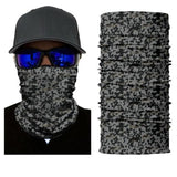 Motorcycle Face Shield Scarves Sun Mask Rp040042 His & Hers Helmets