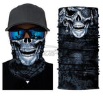 Motorcycle Face Shield Scarves Sun Mask Rp040683 His & Hers Helmets
