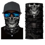 Motorcycle Face Shield Scarves Sun Mask Rp040684 His & Hers Helmets
