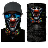 Motorcycle Face Shield Scarves Sun Mask Rp041029 His & Hers Helmets