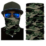 Motorcycle Face Shield Scarves Sun Mask Rp180010 His & Hers Helmets