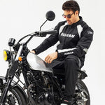 Motorcycle Protective Body Armor Jacket & Pants