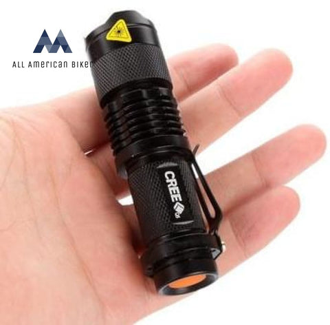 Powerful Tactical Flashlight Pet & Outdoor Accessories