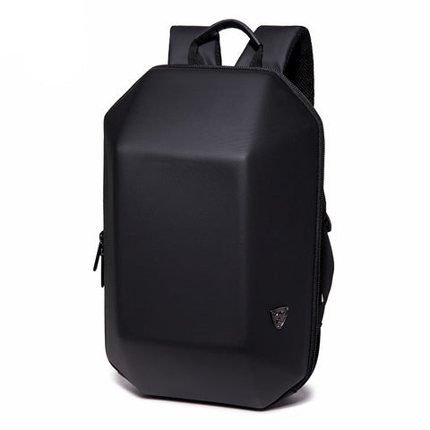 Mens Waterproof Anti Theft Hard Shell Backpack