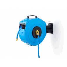 Air Hose -RE-SA01-06-15 Value Reel with 15m x 10mm