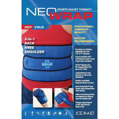 Picture of Neowrap Large 3-in-1 Hot/Cold Therapy Wrap