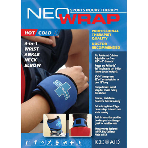 Picture of Neowrap Small 4-in-1 Hot/Cold Therapy Wrap