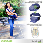 Mamapod Baby Carrier