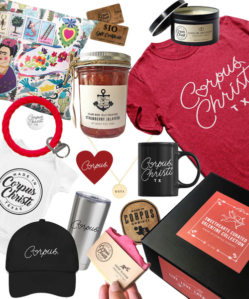 made in corpus christi valentines day gift guide