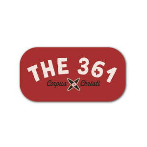 The 361 Decal/Sticker