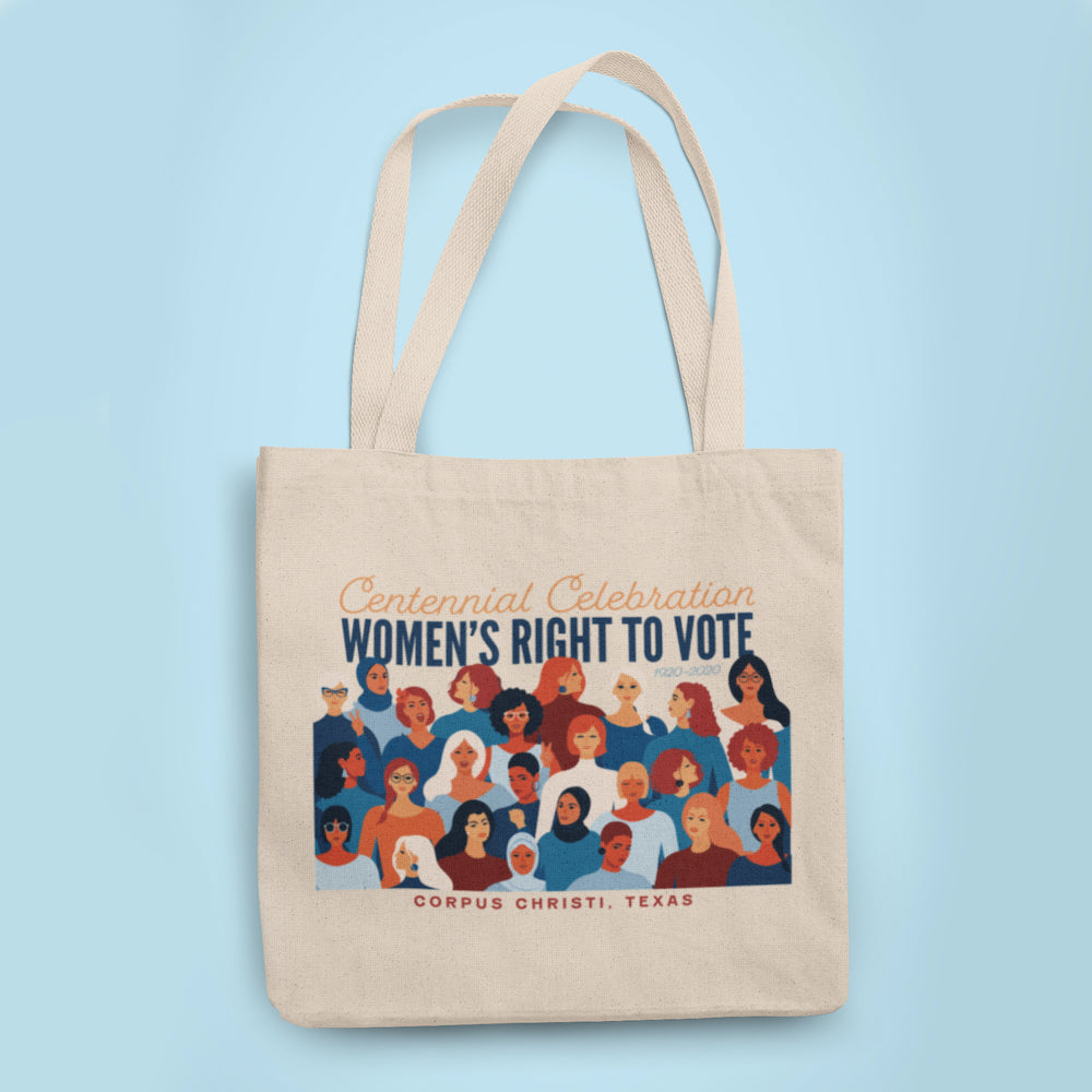 Centennial Celebration Tote Bag - Color