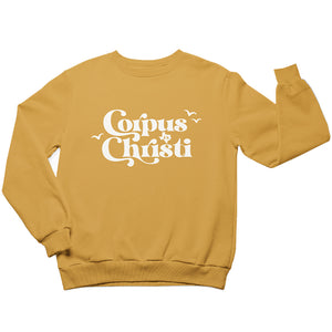 Color Me CC Luxe Crewneck Sweatshirt