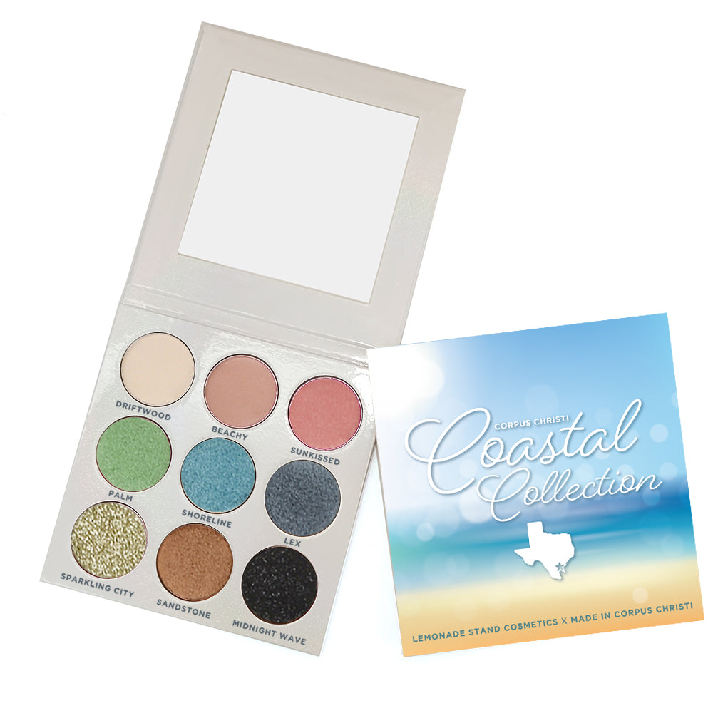 Coastal Collection Eyeshadow Palette
