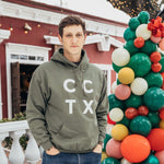 CCTX Stacked Hoodie