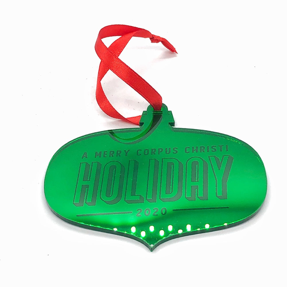Vintage CC Holiday Ornament - Limited Edition
