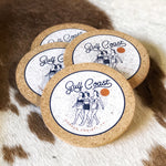 Gulf Coast Girls Coaster Set