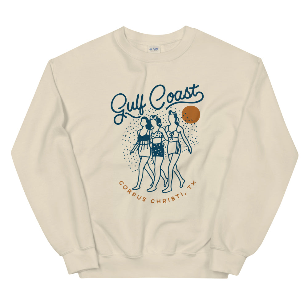 Gulf Coast Girls Sweatshirt