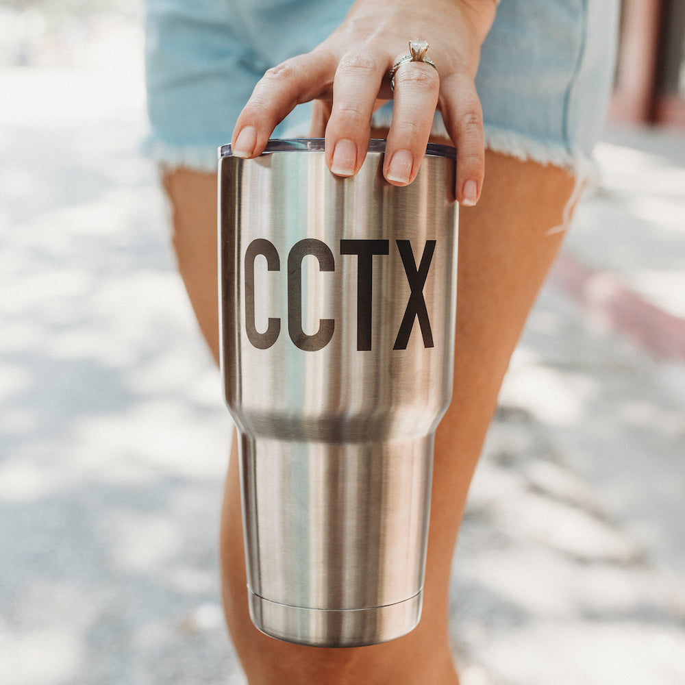 Insulated Tumbler 30oz - CCTX