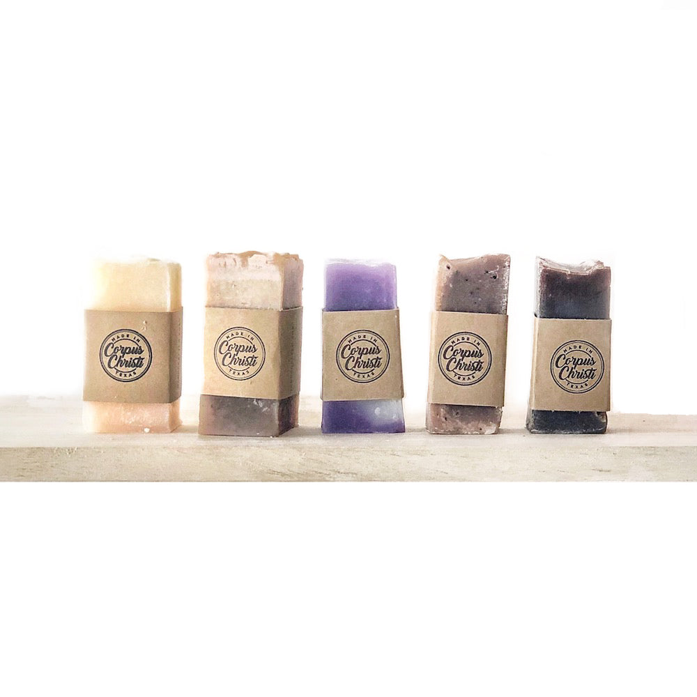 Handcrafted Artisan Soap - Minis