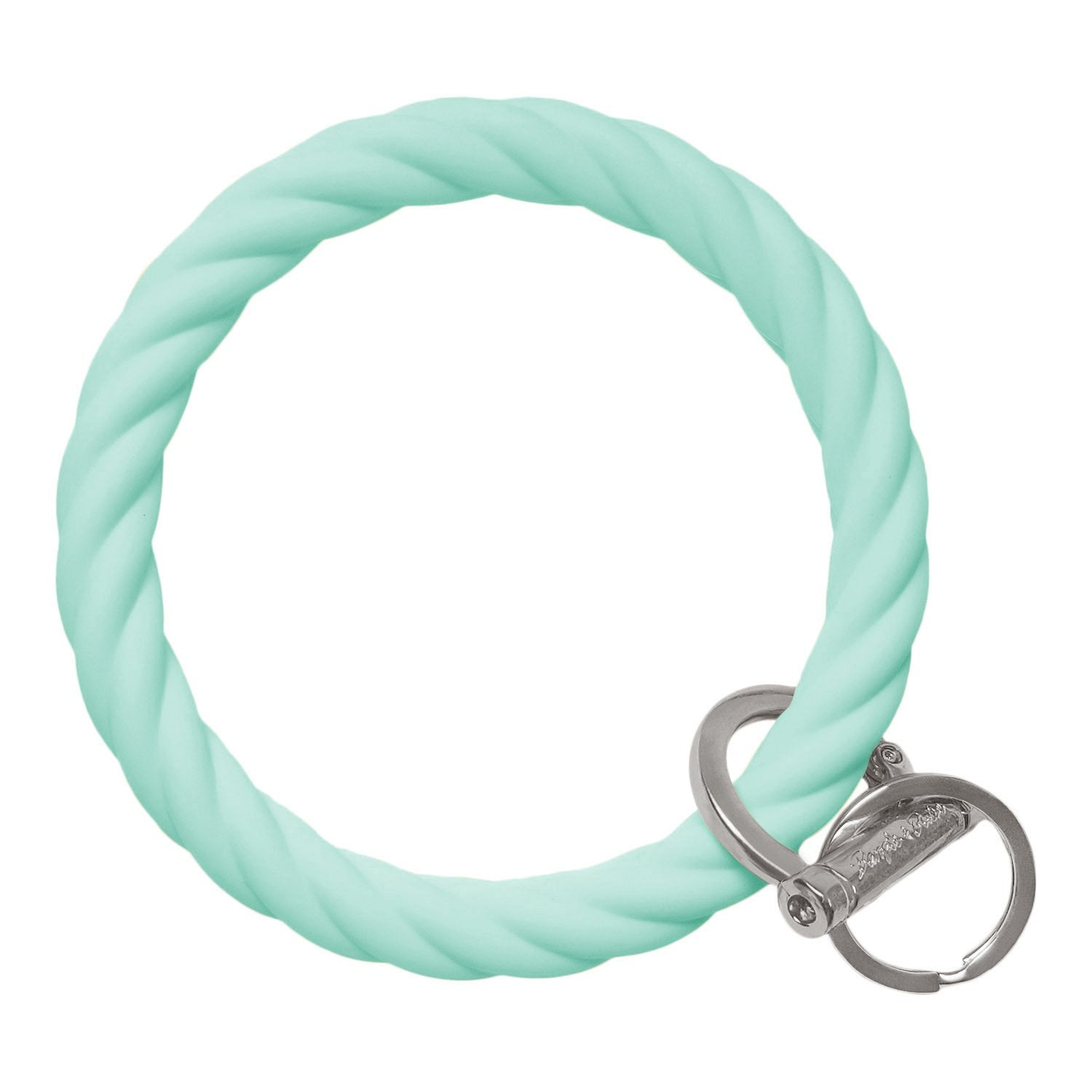 Bangle Bracelet Key Ring - TWIST