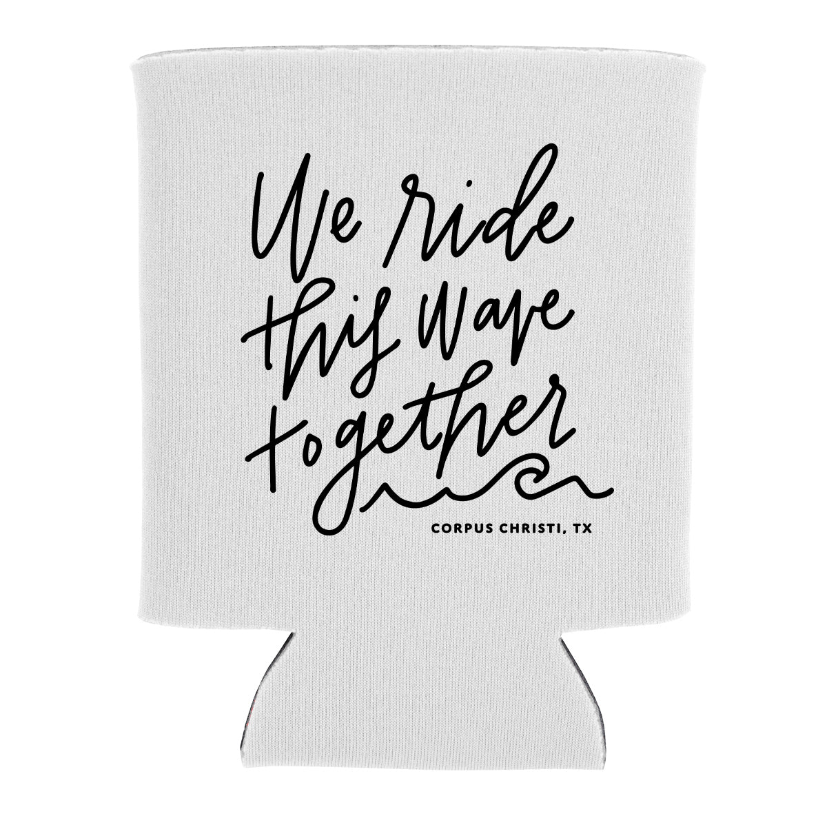 Ride This Wave Koozie