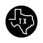 Texas State Stickers