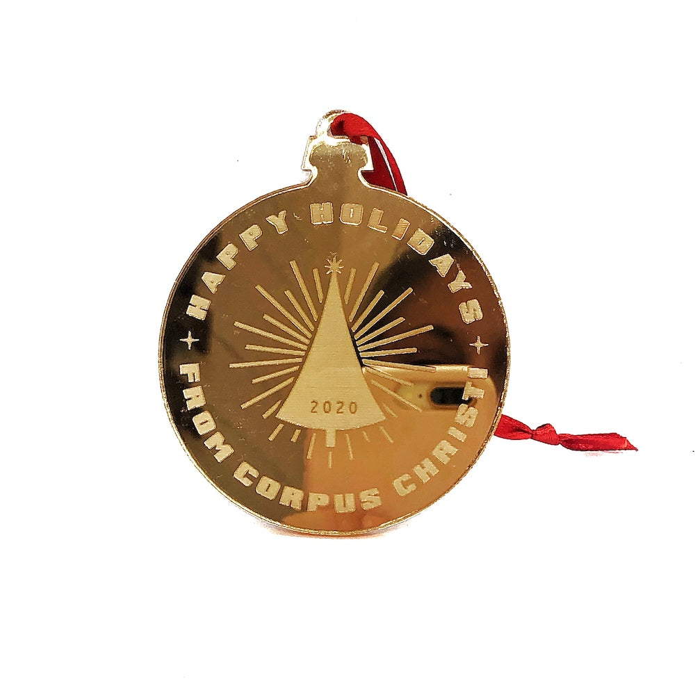 Vintage Holiday Tree Ornament - Limited Edition