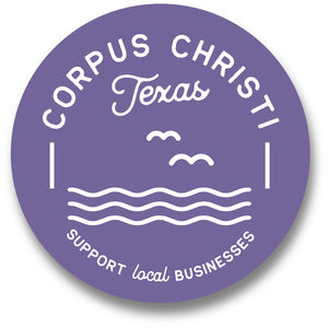 Visit CC Cares Decal