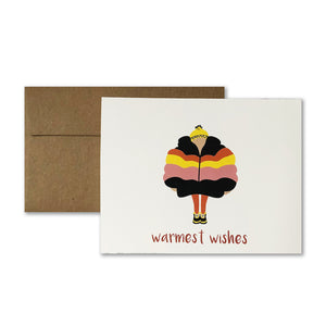 Warmest Wishes Note Cards