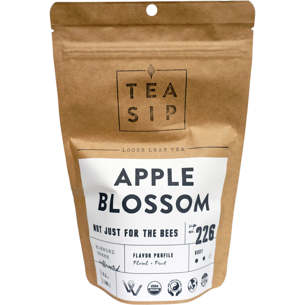 Apple Blossom Tea