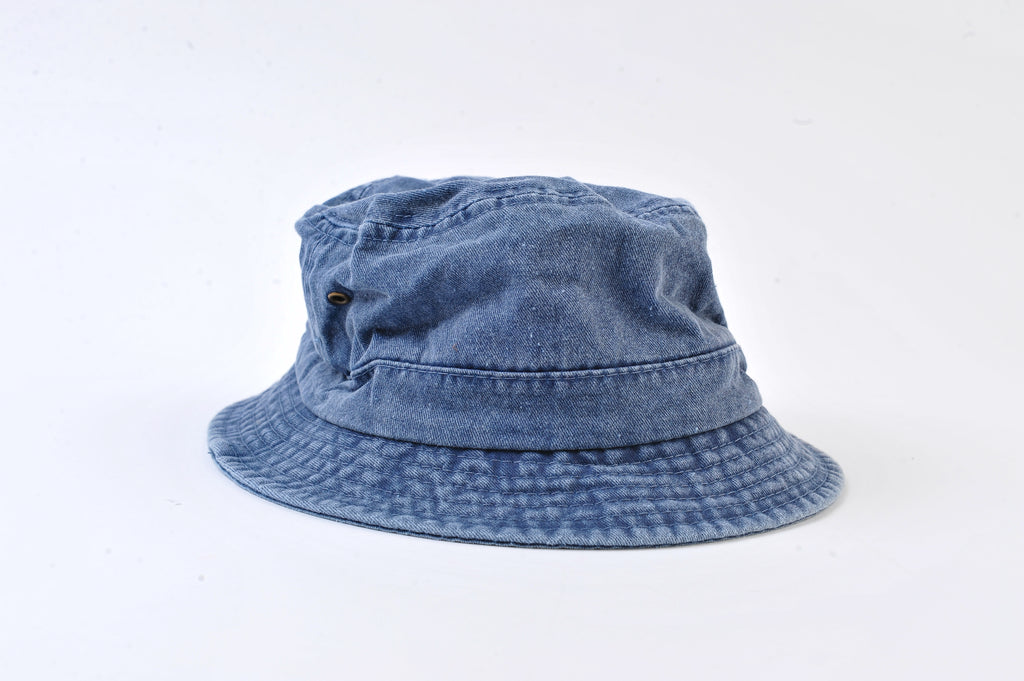BECK BUCKET HAT | NAVY WASH