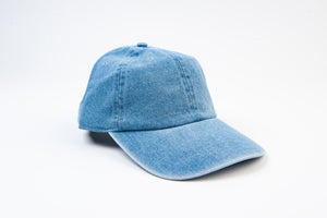LIGHT DENIM WASH CAP