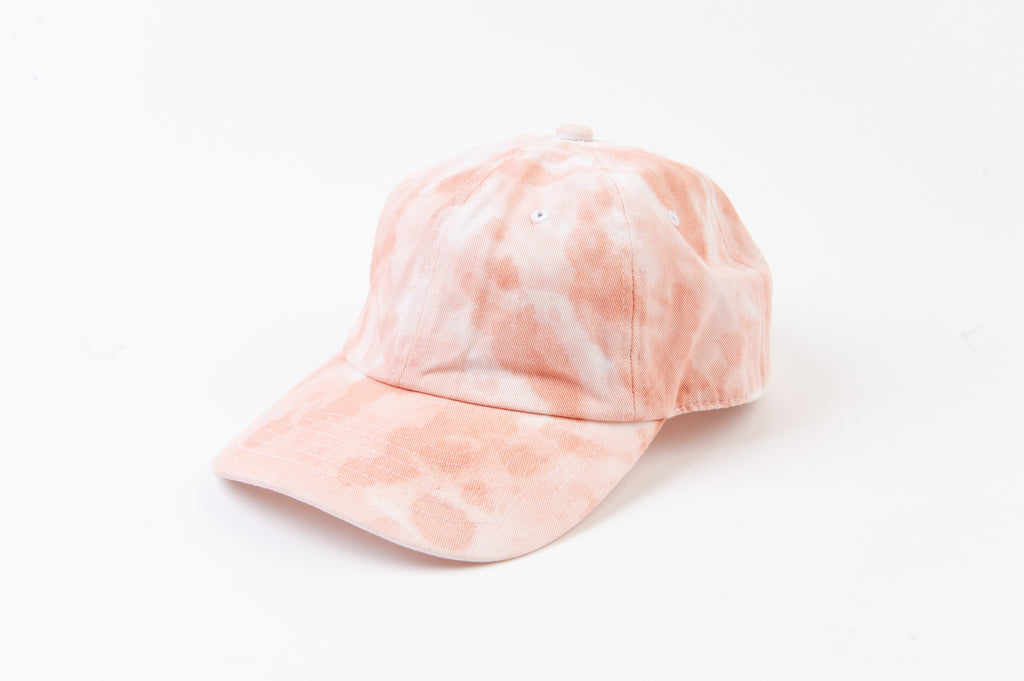 BASEBALL CAP | BLUSH WASH