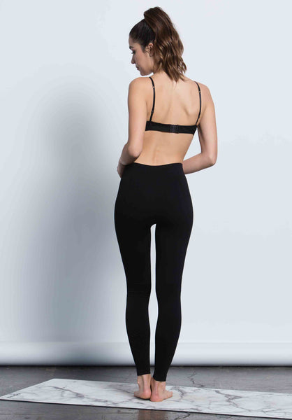 SERENA BODY SCULPTING LONG LEGGING | BLACK