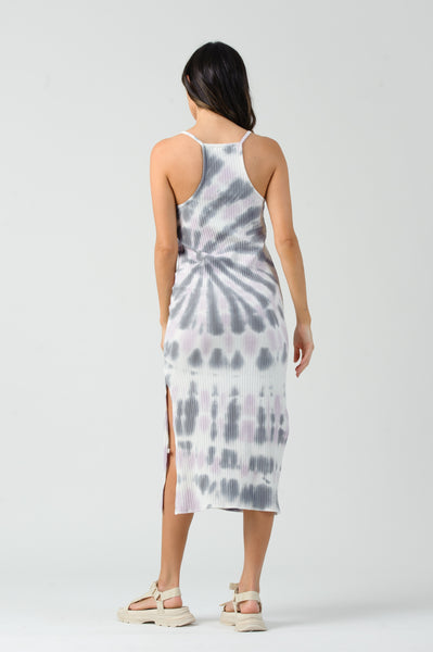 GENESIS CAMI RACER BACK MAXI DRESS | LILAC
