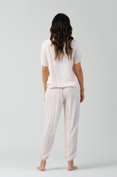 DONNA JOGGERS | STRAWBERRY MILK