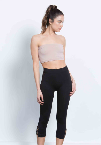 GIA TUBE TOP | MAUVE