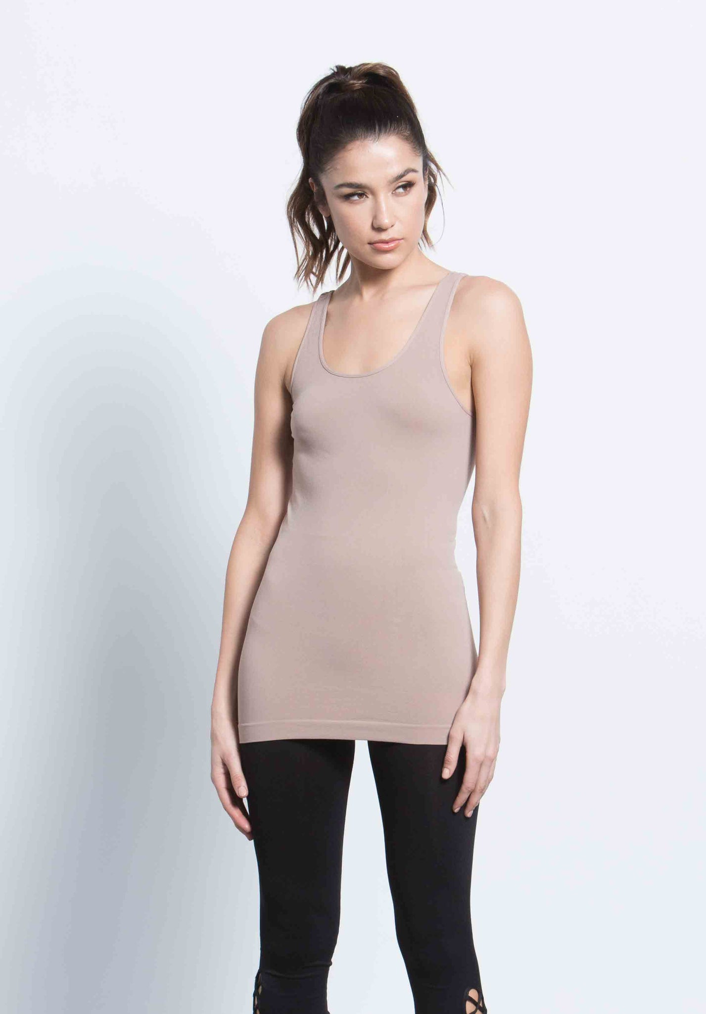 ALLYSON DOUBLE SCOOP TANK | MAUVE