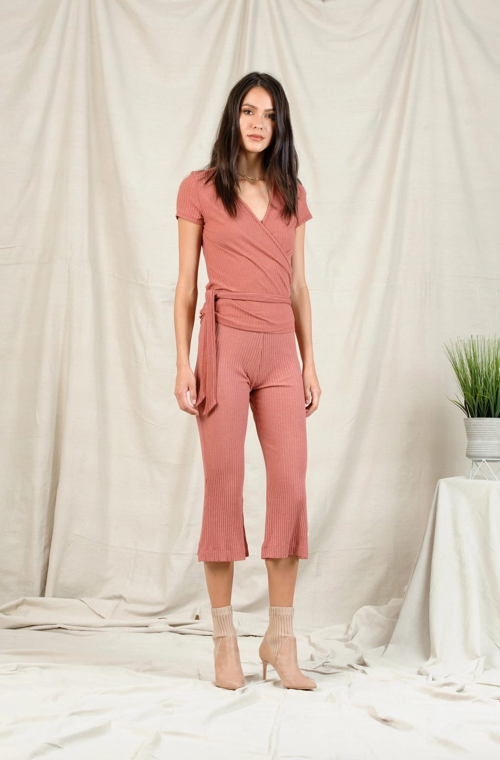 ARDEN SURPLUS TIE TOP | SEDONA