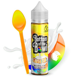 Citrus Silk (bottom of the bowl) - Classic - Clouds and Coils Vape Shop
