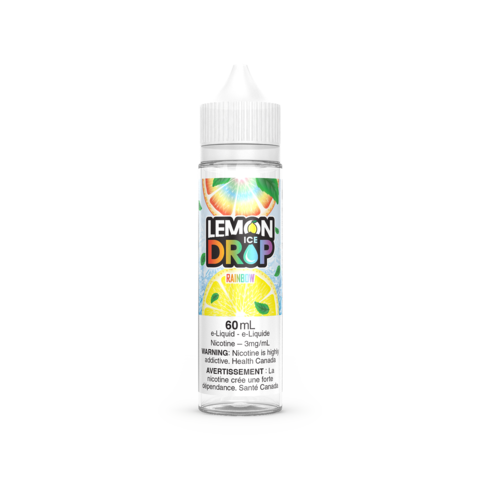 Rainbow Lemonade ice - Lemon Drop