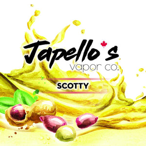 Scotty - Japello's - Clouds and Coils Vape Shop