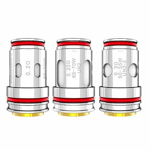 UWELL CROWN 5 REPLACEMENT COILS (4 PACK)